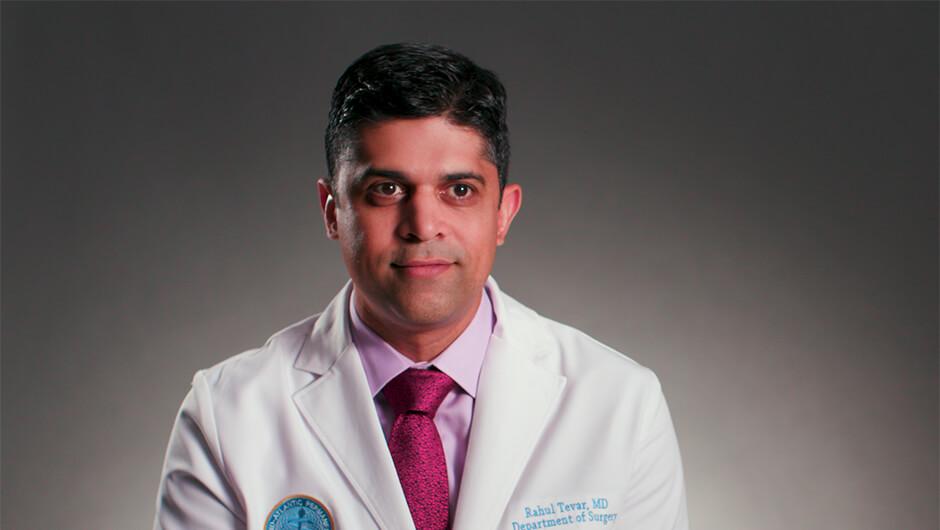 Rahul Tevar, MD